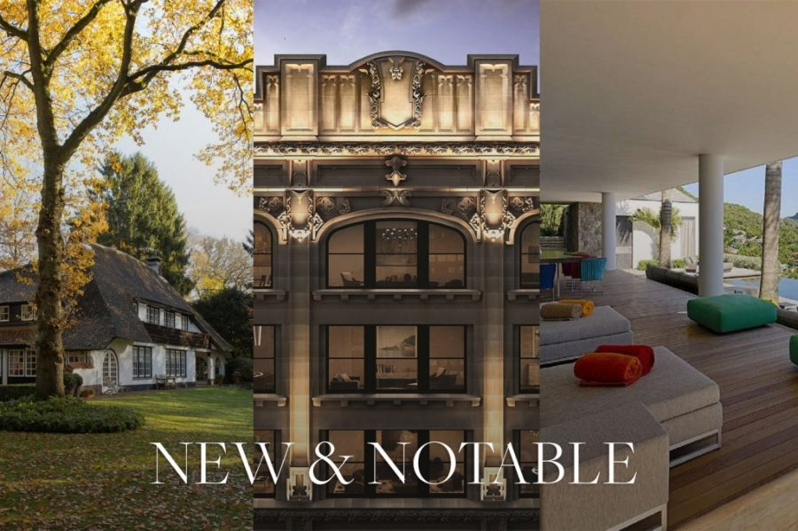 New & Notable Luxury Properties for Sale | November 2017