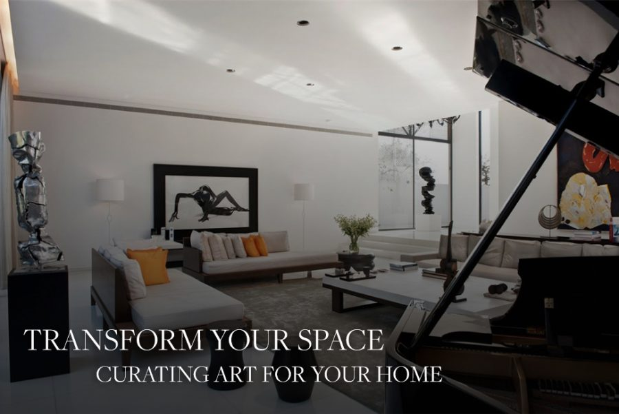 Transform Your Space: Curating Art for Your Home
