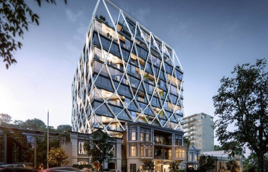 New Development Spotlight: The International in Auckland, New Zealand