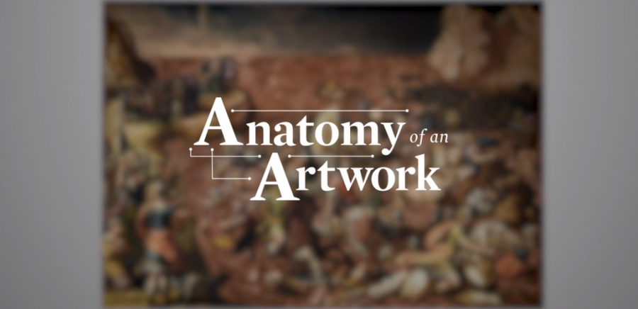 Sotheby's Anatomy of an Artwork   The Red Sea and the Wrath of God in Antonio Tempesta's Masterpiece on Marble