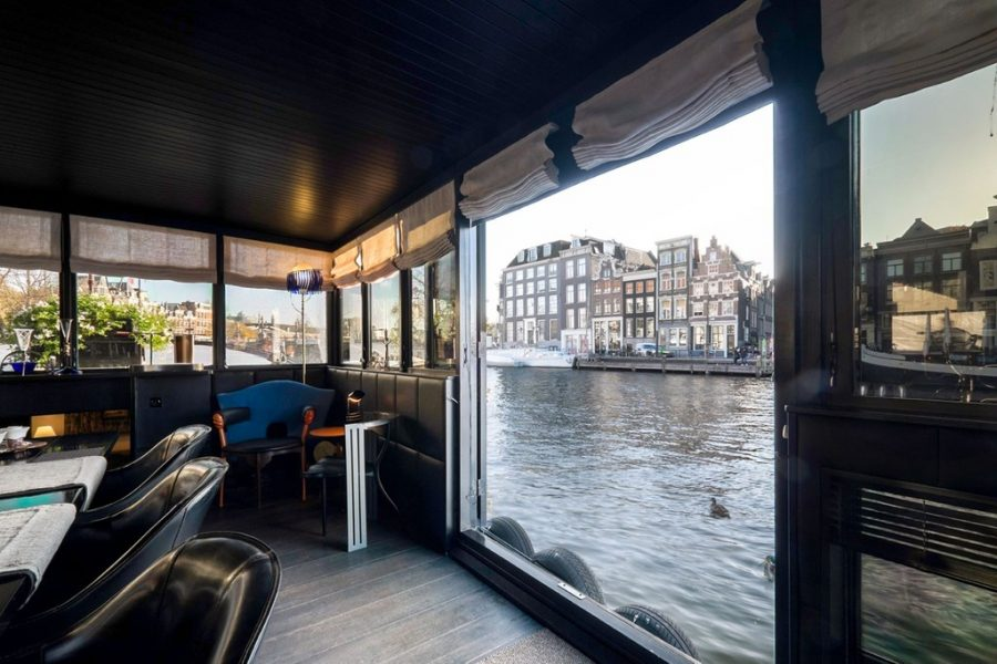 Video of the Week: Unique Houseboat in Amsterdam, Netherlands